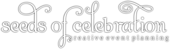 Seeds of Celebration - Creative Event Planning